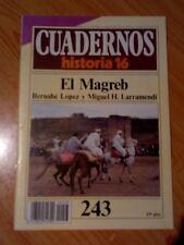 CUADERNOS HISTORIA 16. Nº 243 EL MAGREB