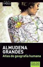 Atlas de geografia humana (Maxi) (Spanish Edition)