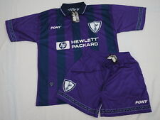 1995-1996-1997 Tottenham Hotspur Spurs Jersey Shirt Shorts Pants Away Pony L NWT