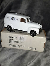 Collectible ERTL 1950 CHEVY PANEL TRUCK, LAKESIDE SPEEDWAY #7522