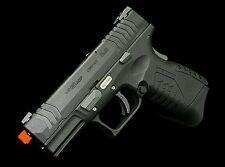 WE-TECH green gas blowback XDM 3.8 full metal compact airsoft pistol gun gbb