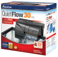Aqueon QuietFlow 30 Aquarium Power Filter