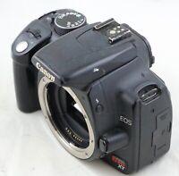 Fast free ship! Canon EOS Rebel XT 8MP Digital SLR Camera body 350D for parts
