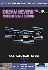 Xtreme Samples Dream Reverb Modern Gear 1 HD (Reverb Impulse Response Library)