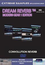 Xtreme Samples Dream Reverb Modern Gear 1 HD (Reverb Impulse Response Library)