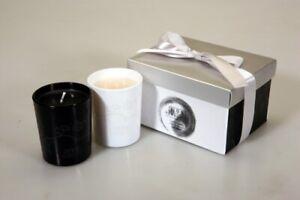 2 Bougies Parfumées T ` Ai Chi Bougies,Yin Et Yang Blanc Noir Le Marque