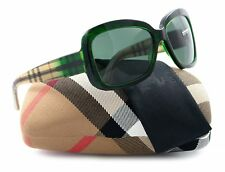 Authentic  Burberry Sunglasses BE 4074 321371 58mm Green / Green Lens