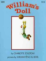 William's Doll, Paperback by Zolotow, Charlotte; Du Bois, William Pene, Brand...
