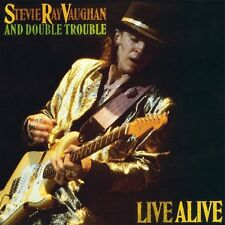 Stevie Ray Vaughan - Live Alive 2x 180g vinyl LP NEW/SEALED  And Double Trouble