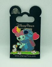 New Disney Pin - Stitch Limited Edition Pin 329 of 700 - Pin On Pin - US Seller