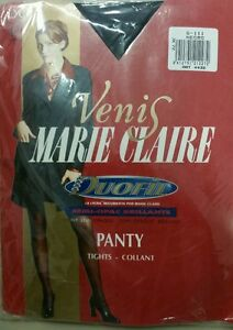 panty MARIE CLAIRE Talla GRANDE III NEGRO NUEVO  woman underwear medias