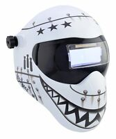 New Save Phace EFP-E Series Welding Helmet w 4/9-13 adjustable  Dooms Day D-Day