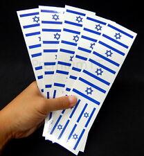 40 Tattoos: Israeli, Israel Flag, Party Favors