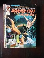 SHANG-CHI MAESTRO DEL KUNG-FU - ANTOLOGIA DEL COMIC Nº 11 - MUNDI-COMICS (A2)