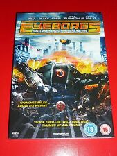 Eyeborgs (DVD, 2011) NEW SEALED