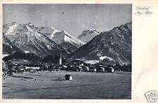 2900/ Foto AK, Oberstorf, Stempel Zeltlager Bann 104 Chemnitz, 1936
