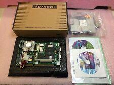PCA-6144S ADVANTECH REV-B2 HALF SIZE 486 CPU CARD W/SSD 1 UNIT NIB
