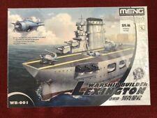Meng Models WB-001 Warship Builder Lexington <NEW>