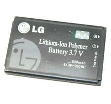 Genuine LG LGIP-330BP Replacement Li-Ion Polymer Battery 3.7V 800mAh for VX8800