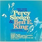 PERCY SLEDGE (1941-15) & BEN E. KING (1938-15) - VERY BEST OF - 2015 RHINO 2xCD