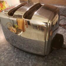 Vintage Sunbeam T-20B Radiant Control Auto Drop Toaster TESTED WORKING