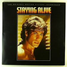 "12"" LP - Various - Soundtrack - Staying Alive - D612 - cleaned"