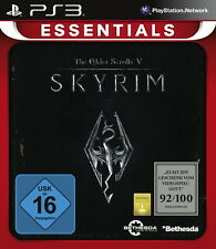 The Elder Scrolls V: Skyrim -- Essentials (Sony PlayStation 3, 2014) PS3 Spiel