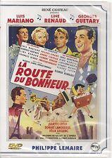 """DVD """"LA ROUTE DU BONHEUR"""" LUIS MARIANO /LINE RENAUD neuf sous blister"""