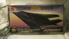 Airfix Lockheed F-117A Stealth Jet Airplane Model Kit Diorama Display 1/72 New