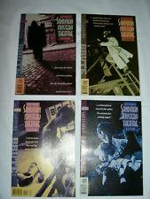 "SANDMAN MYSTERY THEATRE. ""THE BRUTE"" COMPLETE 4 PART STORY. #9,10,11,12. VERTIGO"