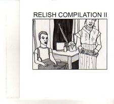 (DW238) Relish Compilation 2, 11 tracks various artists - 2009 DJ CD