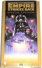 The Empire Strikes Back VHS Tape Special Edition Star Wars 1980