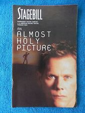 An Almost Holy Picture - American Playbill - Opening Night - February 7th, 2002