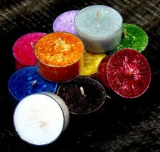 1000pk SAVE 50% Buy in Bulk TEA LIGHT CANDLES Hand Made Colours Made to Order.
