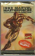 1993 SkyBox Marvel Masterpieces Vintage Original comic card Foil Pack
