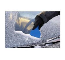 2 X Blue Plastic Ice Scrapers - Remove Snow From Your Car Van Windscreen Windows