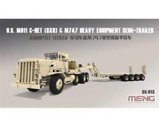 Meng 1/35 M911 C-het (8x6) & M747 pesante Equipaggiamento Semi-rimorchio #ss-013