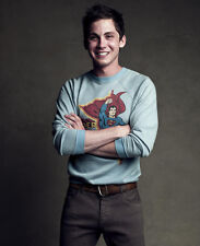 Logan Lerman UNSIGNED photo - G671 - American actor