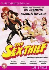 The Sex Thief 1974 DVD