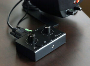 Replacement Control Pod for Klipsch ProMedia 2.1 Computer Speakers w/PowerButton