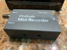 Blackmagic Design UltraStudio Mini Recorder - Thunderbolt