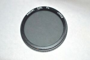 Marumi 52 mm 52SL Polarizer Push-In (Quick Load) Made in Japan (T-136)