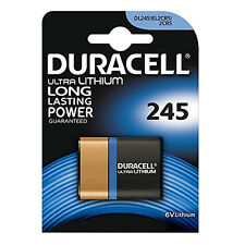 DURACELL 245 2cr5 BATTERIA AL LITIO 6v Ultra m3 Photo, el2cr5 dl245