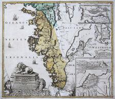 Ansichten & Landkarten von Skandinavien