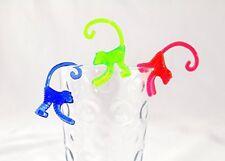 Plastic Coctail Drink Monkeys (72) Accessories