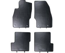 TAPPETI TAPPETINI IN GOMMA Opel Corsa D 2006-2014