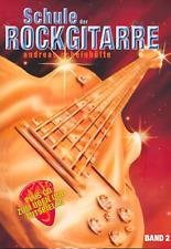 Schule der Rockgitarre Band 2 (+CD)    von Andeas Scheinhütte