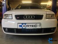 AIRTEC Audi S3 1.8T Quattro Uprated Front Mount Intercooler FMIC