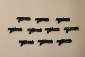 Star Wars DC-15s Gun Blaster Lot Of 10 For Lego Clone Trooper