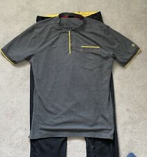 McDonald's uniform T Shirt(medium) and Pants(30 Regular)